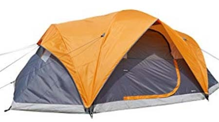 amazon basic tent for 8 person