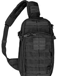 11 RUSH MOAB 10 Tactical Sling Bag Shoulder Pack Military Backpack