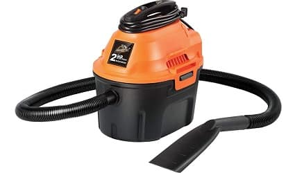 Armor All AA255 utility shop vacuum cleaner