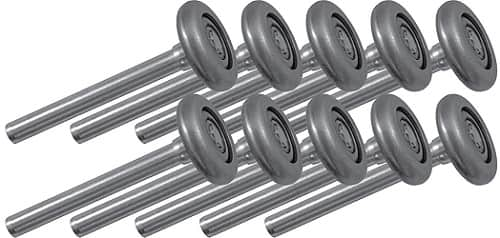 Ideal Security SK7171 Steel Garage Door Rollers