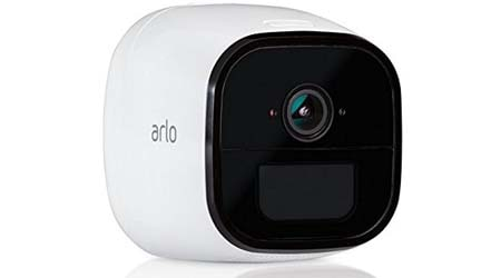 Arlo Go - Mobile HD Security Camera with Data Plan