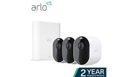 Arlo Pro 2 Wireless Home Security Camera System with Siren