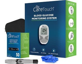 Care Touch Diabetes Blood Sugar Kit