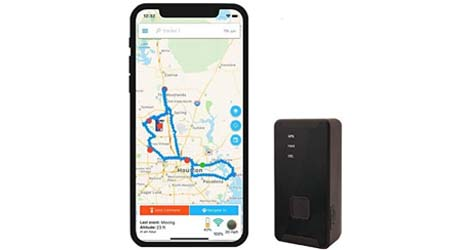 GPS Tracker - Optimus 2