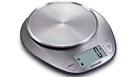 Letsfit Food Scale, Digital Kitchen Scale