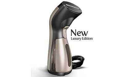 iSteam Steamer for Clothes [Luxury Edition]