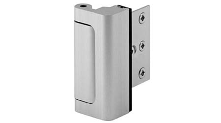 Defender Security Satin Nickel
