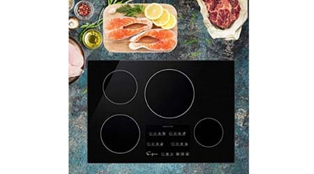 Empava 30GÇ¥ Induction Cooktop Electric Stove