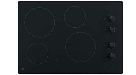 GE JP3030DJBB 30 Inch Smoothtop Electric Cooktop