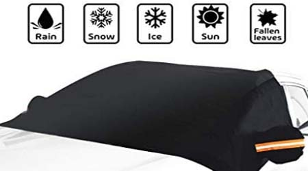 GLOUE Car Windshield Snow Cover