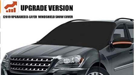 Laptom Windshield Snow Cover