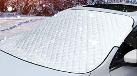 MITALOO Car Windshield Snow Cover