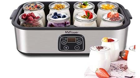 MVPower Automatic Digital Yogurt