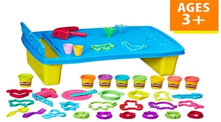 Play-Doh Play Store Table