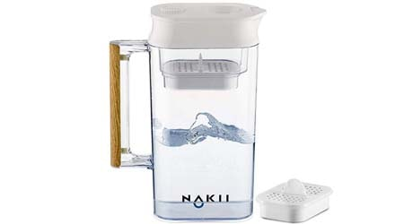 Nakii Water Filter Pitcher